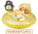 Free! - Iwatobi Swim Club Nagisa Bath Trading Figure Vol. 2