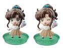 Sailor Moon 2'' Makoto School Uniform Deformaster Petit Vol. 3 Trading Figure
