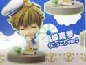 Free! - Iwatobi Swim Club 2'' Makoto Smiling Petit Chara Land Marine Style Ver. Trading Figure
