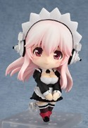 Super Sonico at Work Nendoroid Figure