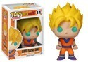 Dragonball Z Super Saiyan Goku Funko Pop Figure