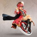Bodacious Space Pirates Marika Kato 1/8 Scale Megahouse Figure
