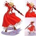 Fate Extra 1/8 Scale Saber Kotobukiya Figure