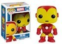Marvel Funko Iron Man Bobble Pop Figure