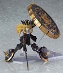 Black Rock Shooter 6'' Chariot Figma Action Figure