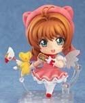 Card Captor Sakura Sakura Kinomoto Nendoroid Figure