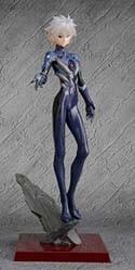 Neon Genesis Evangelion Kaworu Gray Base PM Prize Figure