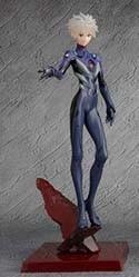Neon Genesis Evangelion Kaworu Red Base PM Prize Figure