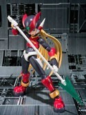 Megaman 6'' Zero D-Arts Bandai Action Figure
