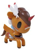 Tokidoki Unicorno Timber Series 3 Trading Figure