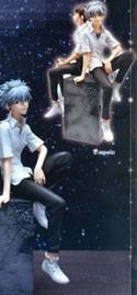 Neon Genesis Evangelion 8'' Kaworu Sitting Prize Figure