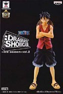 One Piece 6'' Luffy Dramatic Showcase 3rd Season Vol. 2 Prize Figure