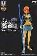 One Piece 6'' Nami Dramatic Showcase 3rd Season Vol. 2 Prize Figure