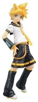 Vocaloid 10'' Len Project Diva Sega Prize Figure
