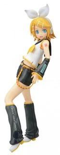Vocaloid 10'' Rin Project Diva Sega Prize Figure