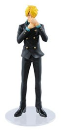 One Piece 8'' Sanji 15th Edition Dramatic Banpresto Prize