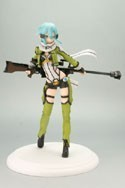 Sword Art Online 8'' Sinon Version 2 Sega Prize Figure