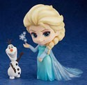 Frozen Elsa and Olaf Nendoroid Disney Action Figure