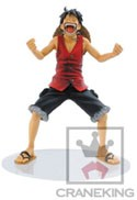 One Piece 6'' Luffy Dramatic Showcase Vol. 4 Prize Figure
