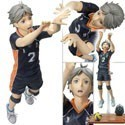 Haikyuu! Koshi Sugawara 1/8 Scale Tomy Figure