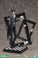 Black Butler Sebastian 1/8 Scale Kotobukiya Figure