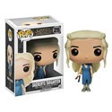 Game of Thrones Daenerys Targaryen Blue Dress Ver. Funko Pop Figure #25