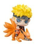 Naruto Petit Chara Land Shippuuden Special Ver. Trading Figure