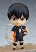 Haikyuu! Tobio Nendoroid Action Figure