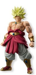 Dragonball Z 3'' Broly Shodo NEO Action Figure