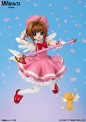 Card Captor Sakura 6'' S.H. Figuarts Action Figure