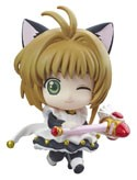 Card Captor Sakura Lolita Dress Winking Petit Chara Land Trading Figure