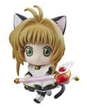 Card Captor Sakura Lolita Dress Petit Chara Land Trading Figure