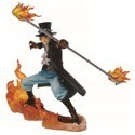 One Piece Brotherhood 6'' Sabo DXF Banpresto Prize Figure