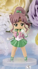 Sailor Moon 3'' Sailor Jupiter Shiny Atsumete for Girls Banpresto Prize Figure
