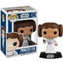 Star Wars Princess Leia Vinyl Bobble-Head Funko Pop Figure #4