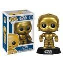 Star Wars C-3PO Vinyl Bobble-Head Funko Pop Figure #13