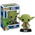 Star Wars Yoda Vinyl Bobble-Head Funko Pop Figure #02