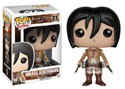 Attack on Titan Mikasa Ackermann Funko Pop Figure #21
