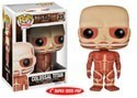 Attack on Titan Colossal Titan Super Sized Funko Pop Figure #23