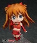 Neon Genesis Evangelion Asuka Race Queens Nendoroid Figure