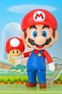 Super Mario Brothers Nintendo Mario Nendoroid Figure