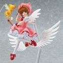 Card Captor Sakura Sakura and Kero-chan Figma Figure