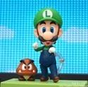 Super Mario Brothers Nintendo Luigi Nendoroid Figure