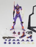 Neon Genesis Evangelion Unit -01 Awakening Ver. Revoltech Action Figure