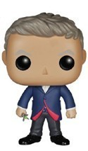 Doctor Who 12th Doctor Funko Pop Figure