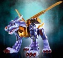 Digimon Metal Garururmon S.H. Figuarts Action Figure