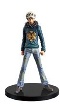 One Piece Trafalgar Law Grandline Men Vol. 22 Banpresto Prize Figure