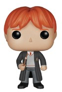 Harry Potter Ron Weasley Funko Pop Figure