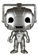 Doctor Who Cyberman Funko Pop Figure