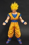 Dragonball Z Goku 1/4 Scale X Plus SDCC Exclusive Bandai Figure